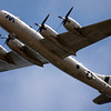 Fifi - the last airworthy B-29 Superfortress in flight; 2011