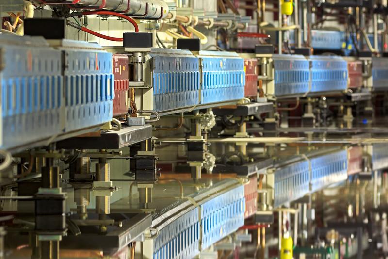 Fermilab Main Injector Flood